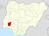Nigeria Osun State map