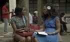 Dorcas Shola Fapson and L Shuga