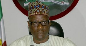 Governor Abdulfatah Ahmed Kwara State
