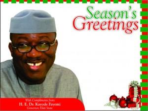 seasons greetings from JKF