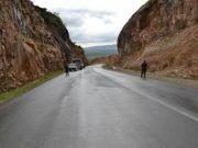 Newly Completed Von Machokk Road