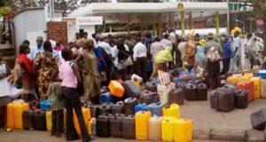 kerosene queue