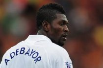 African players in Europe: Resurgent Adebayor strikes again for Spurs