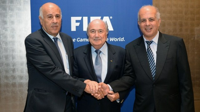 FIFA Task Force Israel-Palestine confirms progress