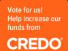 credo donations