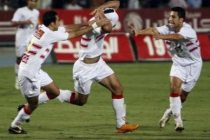Zamalek edge Kabuscorp in Cairo