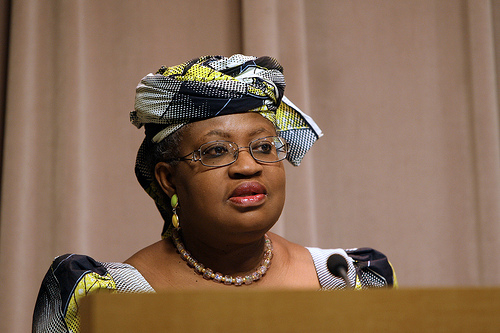 Ngozi Okonjo Iweala picture
