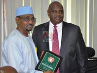 PPPRA Visit to EFCC Chairman