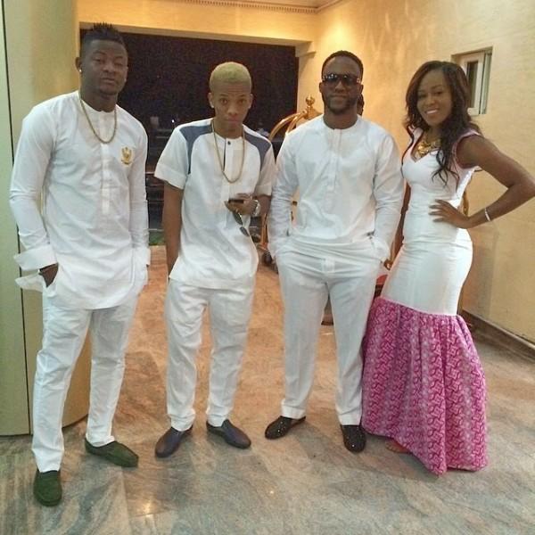 iyanya crew