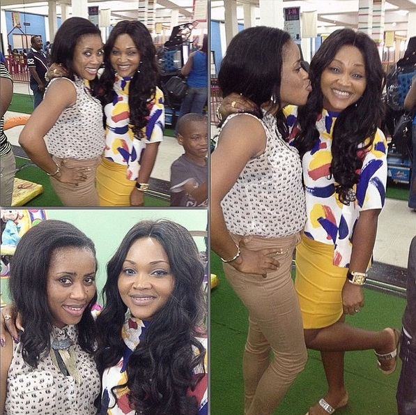 mercy aigbe easter