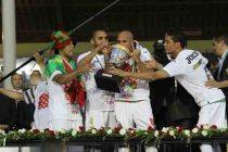 MC Alger claim Algeria Cup