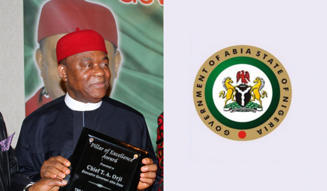 Breaking News: Governor T.A. Orji declares friday 23rd May 2014 a work free day for Public Servants in Abia State. This is to enable the public servants in the State take part in the 2014 INEC Voter's Verification  Exercise.