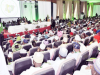 Confab Delegates in session