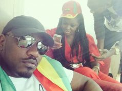 FIFA World Cup John Dumelo and Jackie Appiah Amata LoggTV