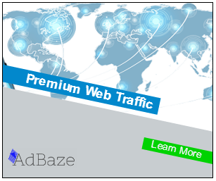 AdBaze 300x250 Banner