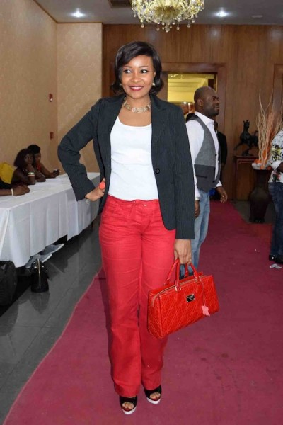 NKIRU SYLVANUS MOVIE PREMIERE LOGGTV