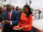 Zenith Bank donates security vehicles to Abia Govt