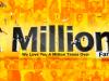Jumia  Million fans banner