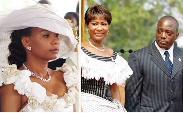 8) OLIVE LEMBE DI SITA KABILA (DEMOCRATIC REPUBLIC OF CONGO)