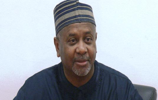 Sambo Dasuki National Security Adviser