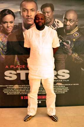 Veteran Nollywood actor Segun Arinze also starred in the movie. Photo: Filed