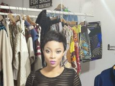 NG LOL Toke Makinwas New Hairstyle Gets Her Mistaken For Hubbys Side Chic Peek Photos