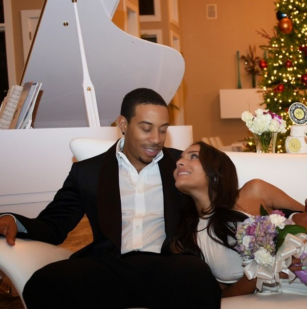 ludacris got married