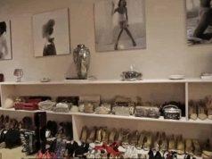 Jennifer Lopez Shows Off Her Closet