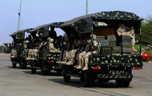 nigeria troops liberia