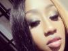 VictoriaKimaniStepsOutInCuteTwo toneWeave(Photos)