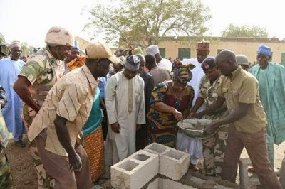 Chibok Community Faults FG's Plan To Rebuild Schools While Daughters Are Still In Boko Haram Captivity
