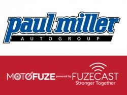 Paul Miller Auto Group Chooses MotoFuze as CEM Partner