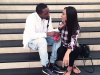 Ice Prince And Girlfriend Loved Up In New Pix……..