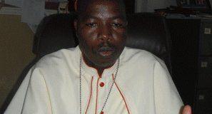 Catholic Bishop of Yola Diocese Stephen Mamza