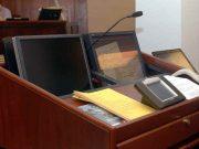 Guantanamo court room control system