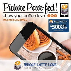 Whole Latte Love Announces Picture Pour-fect Photo Contest
