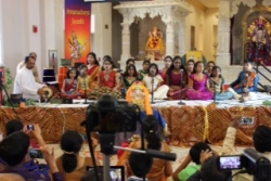 Annamacharya 607th Jayanthi Celebrations at Bharatiya Temple Troy MI
