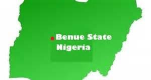 Benue map
