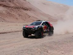 The Dakar Rally Image