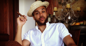 Jidenna from Brooklyn Behind the Scenes of Classic Man