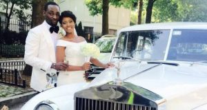 Gbenro AjibadeOsas weddinga