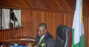 Speaker of Akwa Ibom State House of Assembly Aniekan Uko