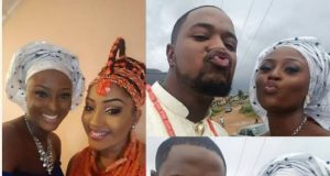 PHOTOS: Mofe Duncan And His Bride At Their Traditional Wedding | #Celebrity