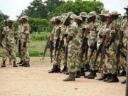 Nigerian Army Counter Terrorism Team