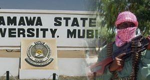 Adamawa State University Mubi Boko Haram
