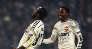 Ahmed Musa and Seydou Doumbia