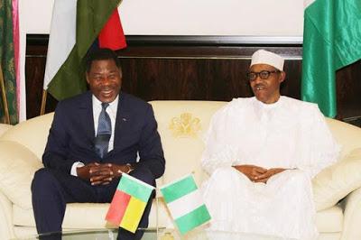 Boni Yayi-Muhammadu Buhari