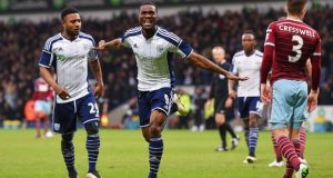 Brown Ideye FA Cup vs Hammers