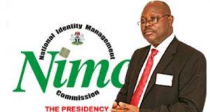 Director General National Identity Management Commission Chris Onyemenam