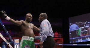 Kayode Lateef for WBA Sumio Yemada